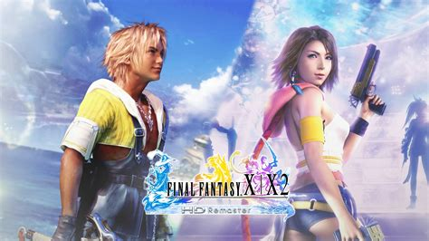 Final Fantasy X/X 2 HD Remaster Free Download   CroHasIt