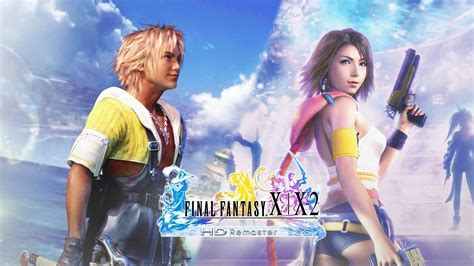 Final Fantasy X/X 2 HD Remaster Free Download   CroHasIt