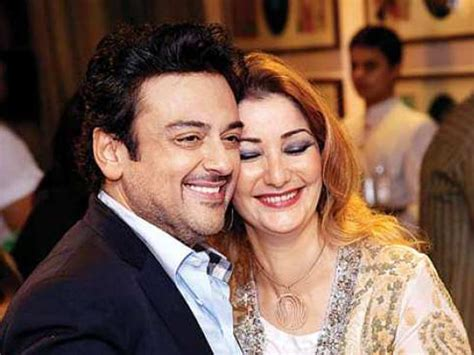 Adnan Says Wants His Baby by Singer Adnan Sami And Roya Sami Blessed With A Baby