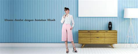Kulot Plisket Celana Panjang Wanita 3r Std M L Fit To Xl Ready 3r
