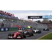 Jadwal Formula 1 F1 Melbourne Australia 2016  Debut Rio Bersama