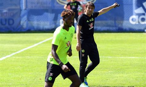 Backroom Soccer by Antonio Conte Targets Premier League Title As He Looks To