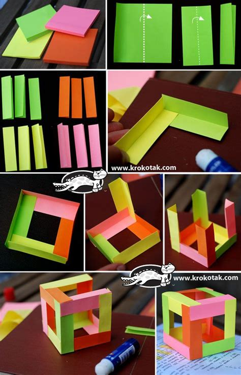 17 best ideas about sticky note crafts on pinterest post