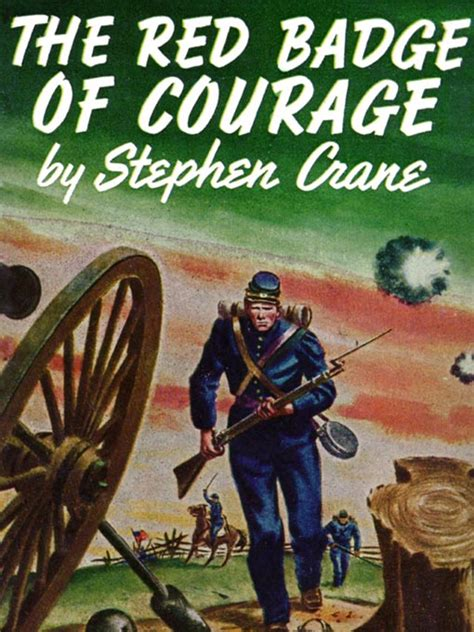 the badge of courage books just finished the badge of courage bibliophilopolis