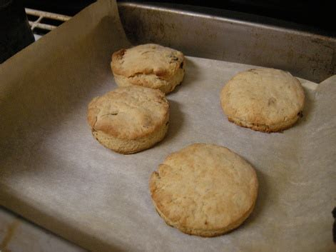 mmmmm maple bacon biscuits from the smitten kitchen