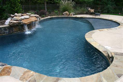 free form pools free form pools inground pool waxhaw nc aloha pools