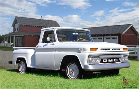 family gmc 1966 gmc one family owned 13k actual