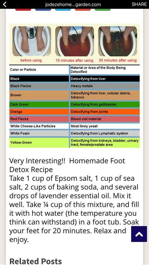 Liver Detox Leg by 25 Best Ideas About Soak On Soft