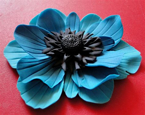 anemone edible 30 best images about fondant anemones on pinterest