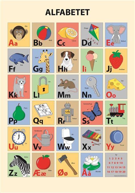 Plakat Alfabet by Alfabet Plakat Hanne Dba Dk K 248 B Og Salg Af Nyt