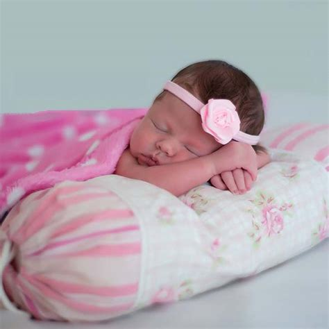 Pillow For Infants by Polka Dot Baby Cot Pillow Is A Fit Your Baby S Cot