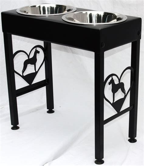 elevated dishes great dane feeder elevated raised metal floor stand