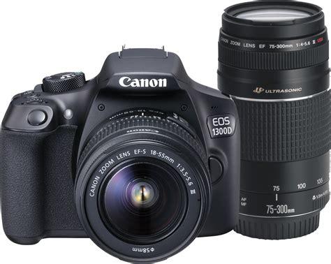 Canon Eos 1300d Kit Ef S 18 55mm F 3 5 5 6 Is Ii 1 canon eos 1300d kit ef s 18 55 dc iiι ef 75 300 iii usm skroutz gr