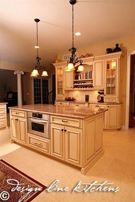 Custom Island Kitchen Homeofficedecoration Custom Built Kitchen Islands