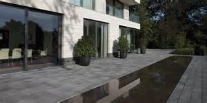 stein terrasse terrasse stein modern metten steindesign pflastersteine