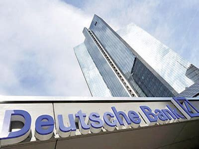 deutsche bank ag news global financial crisis winners losers business the