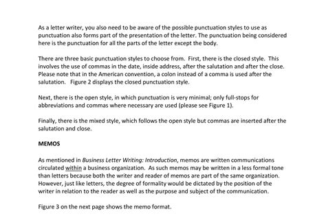 100 business letter memo sle 28 images letters and