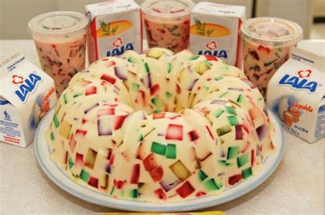 gelatina mosaico de pia gelatina mosaico