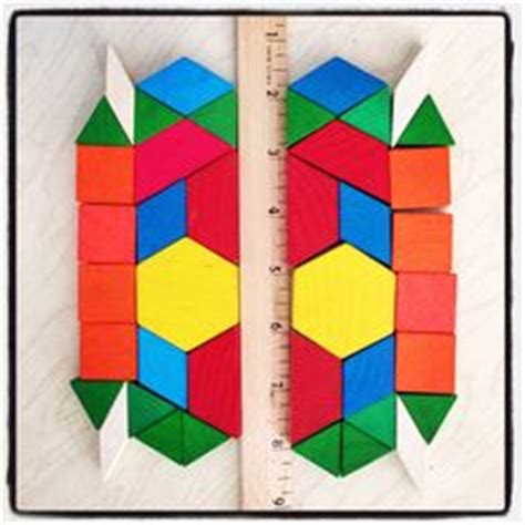 pattern block symmetry activities 1000 images about symmetry on pinterest pattern blocks