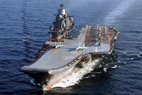 portaerei russa russia ufficiale la portaerei kuznetsov nel mediterraneo