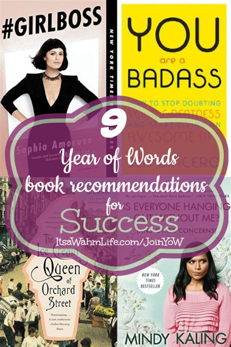biography for book club recommendations year of words book recommendations for success its a