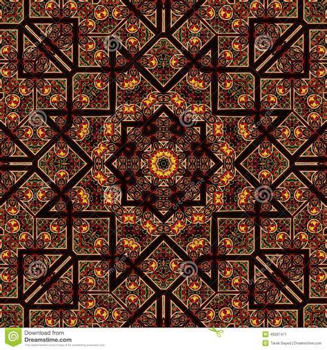 art pattern maker seamless khayameya pattern design 029
