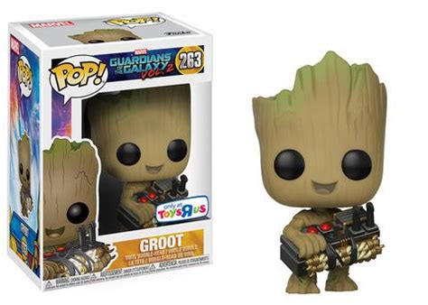 Funko Pop Marvel Guardians Of The Galaxy Groot Ravagers funko pop guardians of the galaxy checklist list exclusives