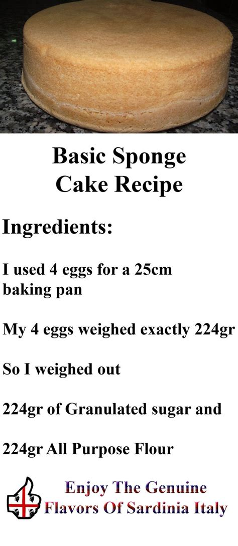 17 best images about sponge cakes on pinterest eggs