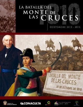 libro la batalla del monte de las cruces by victor visual artist issuu