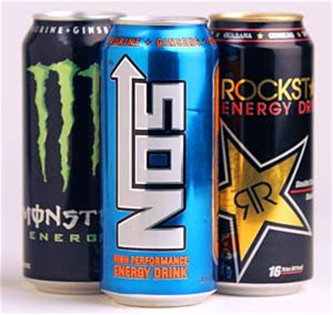 k x energy drink energy drinks and the economy