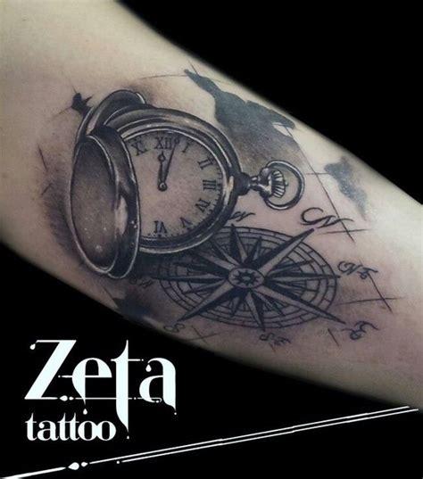 tattoo care plan clock and compass tattoo google search tattoo