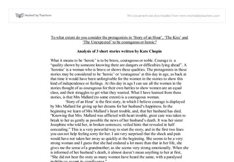 The Kate Chopin Essay by Kate Chopin The Story Of An Hour Essay Agranihomesrealconstruction Co