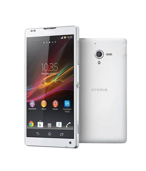 snapdeal sony mobaile sony xperia zl black mobile phones online at low prices