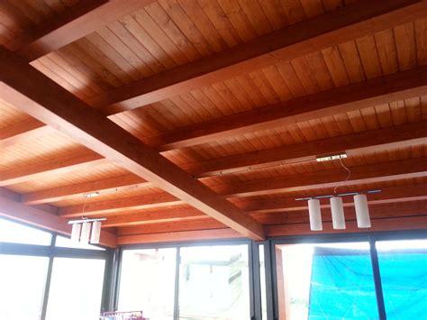 soffitto in legno lamellare cool travi lamellari abete with soffitto in legno lamellare