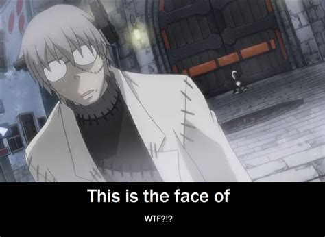 Soul Eater Excalibur Meme - soul eater meme the face of by souldeatheaternote on