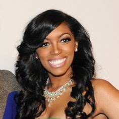 who is porsha williams hair stylist black hairstyles side ponytail google search wedding