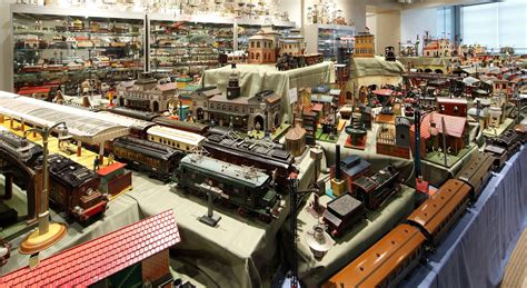 toy boat unique new york the world s greatest toy and train collection reaches