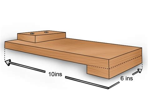 average bench width what are the parts of a bench hook