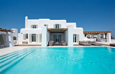 luxury villas in mykonos � florios real estate