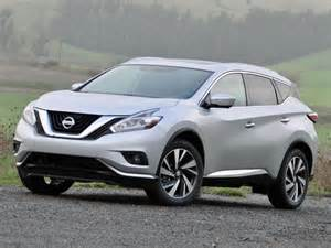 Where Are Nissans Made Test Drive 2015 Nissan Murano Ny Daily News