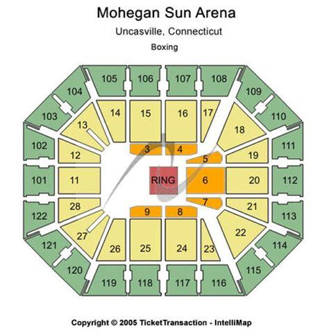 mohegan sun floor plan mohegan sun arena tickets mohegan sun arena in uncasville ct at gamestub