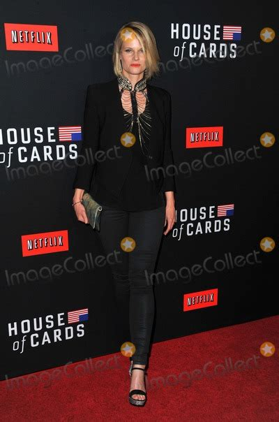 house of cards premiere photos and pictures joelle carter attending the los angeles premiere of quot house of cards quot held