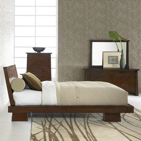 asian bedroom set bedroom lang furniture bedroom queen platform bed bro11ba100q mikos and lang furniture bedroom