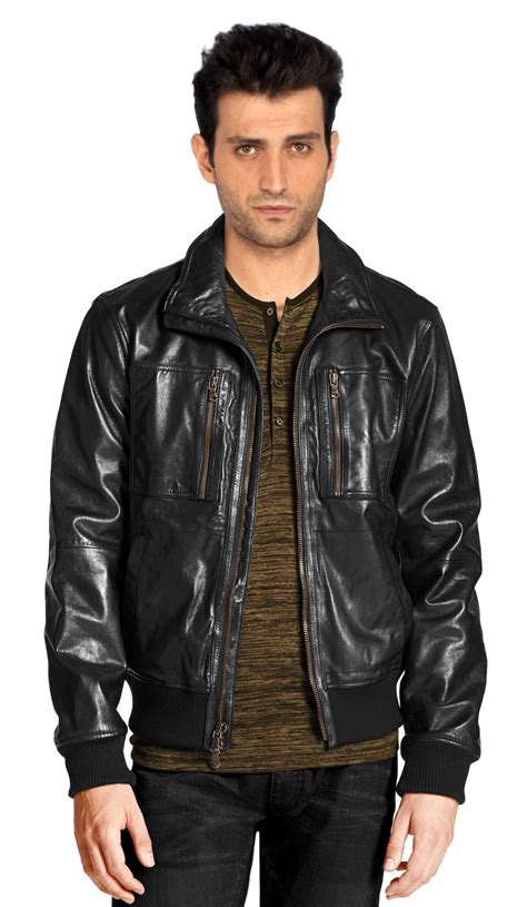 Sniper Jacket Maroon Bm 1 shop for leather bomber jacket with zip chest pockets