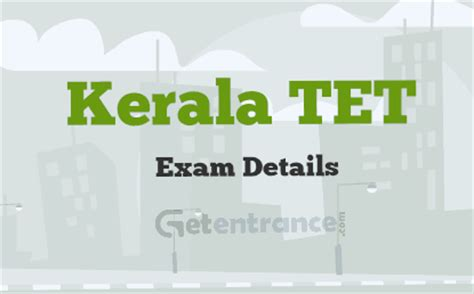 Mba Admission 2017 Kerala by Kerala Tet 2017 Dates Admit Card Notifications