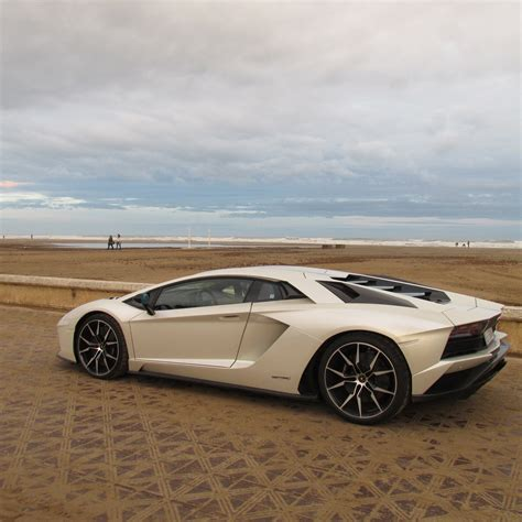 Parent Company Of Lamborghini Exclusive Driving Lamborghini Aventador S Previews Driven