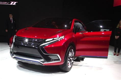 mitsubishi crossover 2016 2016 mitsubishi asx pictures information and specs