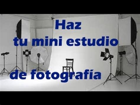 como hacer un capotraste casero haz un capocejilla con aprende fotograf 237 a haz tu propio mini estudio de