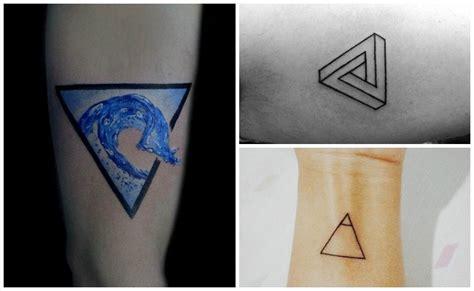 ver imagenes jpg dañadas tatuajes de tri 225 ngulos su significado real y los