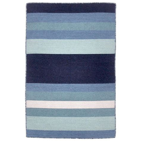 bright outdoor rugs tasso bright stripe water 2 ft x 3 ft rectangle indoor outdoor accent rug tso23b41703 the